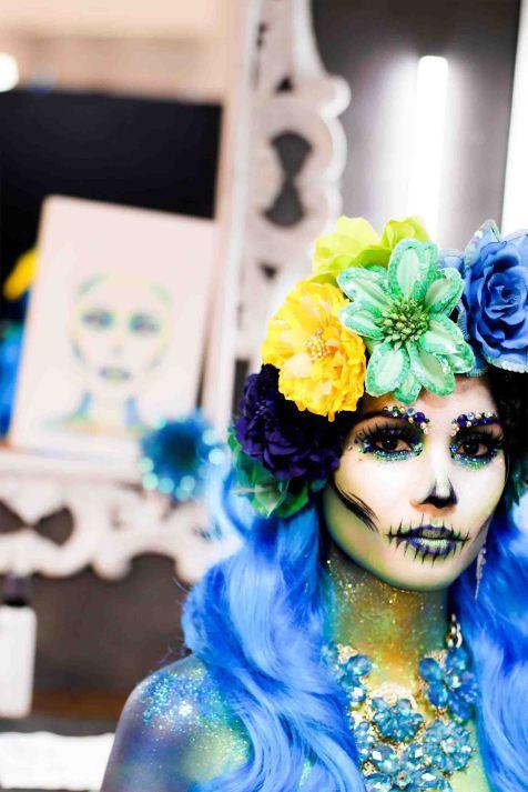 Affreusement belle pour Halloween by Audrey Bodilis 06