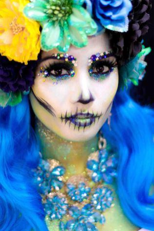 Affreusement belle pour Halloween by Audrey Bodilis 11