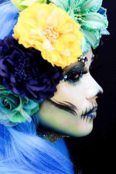 Affreusement belle pour Halloween by Audrey Bodilis 13