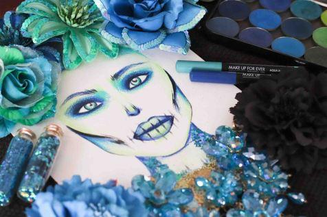 Affreusement belle pour Halloween by Audrey Bodilis 15