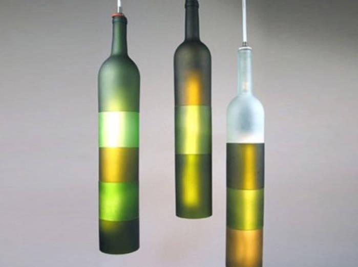 Les-bouteilles-en-verre-relookees-en-objets-deco
