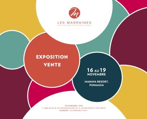 Les Marraines 16-19nov 2017
