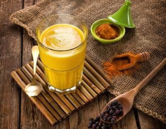 Golden milk : Un véritable élixir de santé
