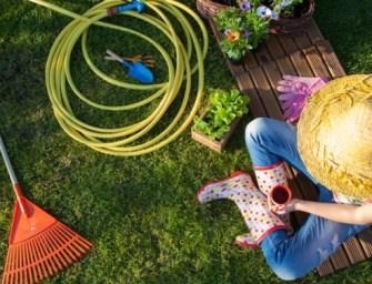 Les bienfaits du jardinage pour garder la forme
