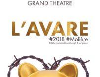 La Compagnie Chanpagne joue «L'Avare» de Molière