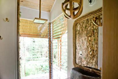 Dreamy Tropical Tree House 16