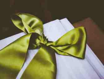 Mariage : Chéri, on met quoi sur notre liste de cadeaux?