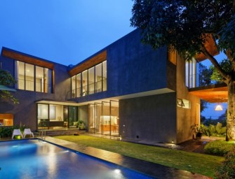 Magnifique villa indonésienne par Tamara Wibowo