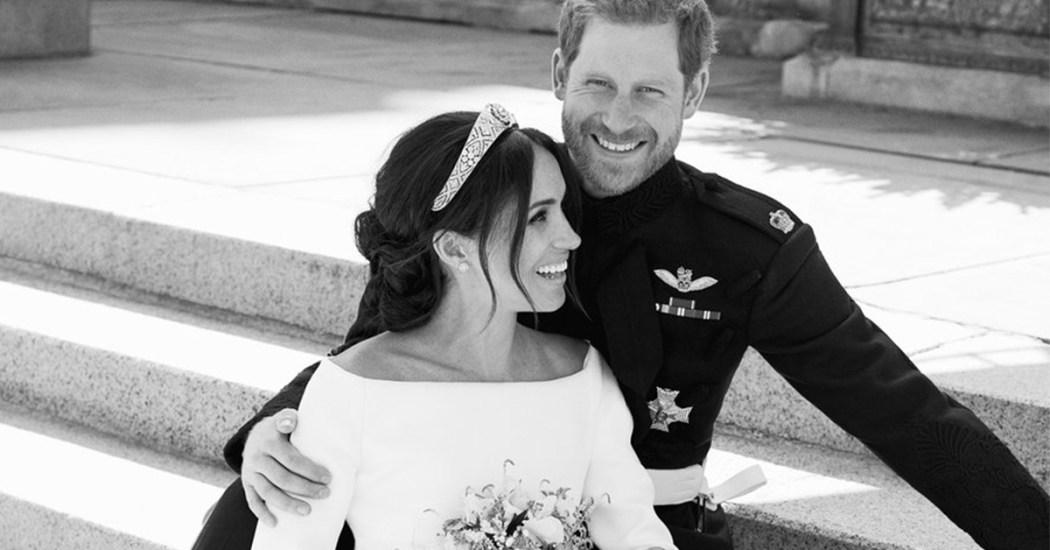 Le prince Harry et Meghan Markle se sont dit oui – Découvrez les photos officielles des mariés !