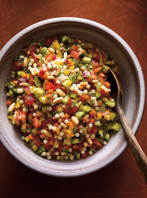 Salade de couscous