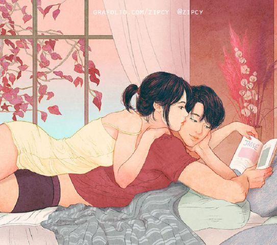 LIntimité-illustrée-par-Yang-Se-Eun-12