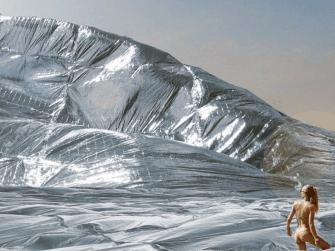 Burning Man 2018 : Sasha Shtanuk imagine des vagues