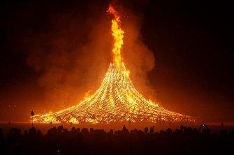 Des photos du Burning Man 2018 qui prouvent que c'est le festival le plus fou du monde