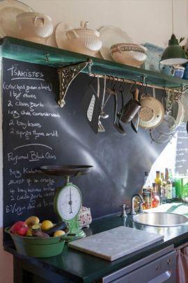 De la peinture ardoise dans la cuisine 08