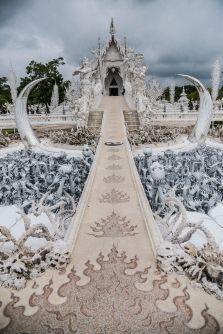 Le temple blanc de Thaïlande 01