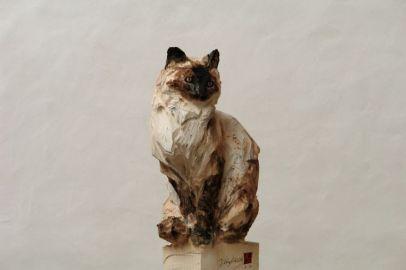 Les sculptures à la tronçonneuse de l'artiste Jürgen Lingl-Rebetez 10