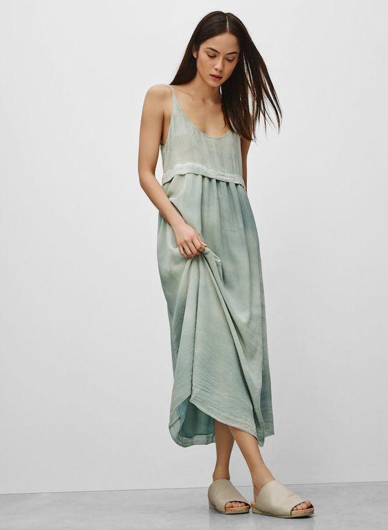 la meilleure attitude af062 75d79 La robe longue en lin, un look shabby chic - Moving Tahiti