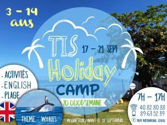 TIS Holiday Camp : Offrez à vos enfants une semaine de vacances bilingue