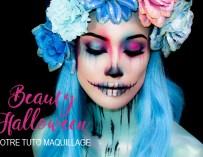 Affreusement belle pour Halloween by Audrey Bodilis