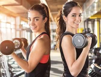 Entraînement avec poids et haltères : Améliorez votre tonus !