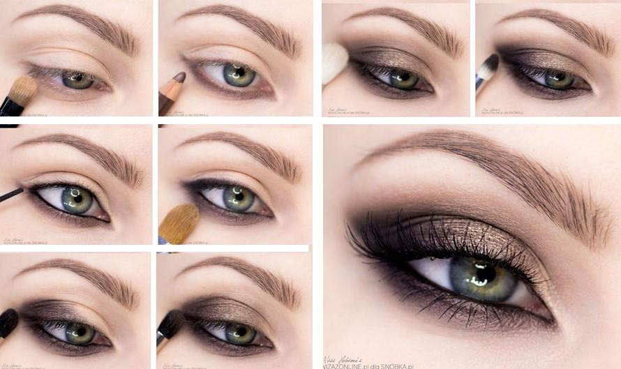 MAKE UP  Comment se maquiller les yeux pour le réveillon du