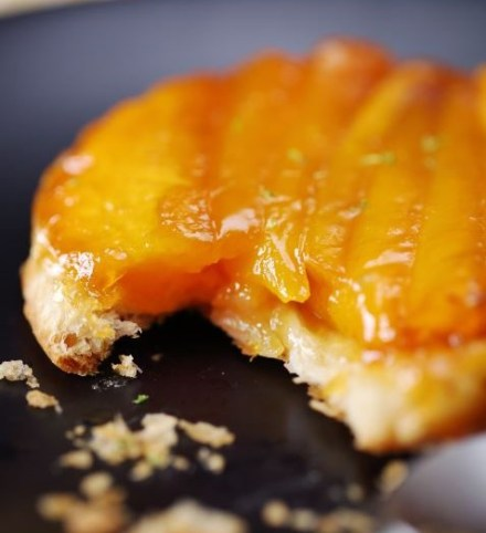 Tatin mangue greffée