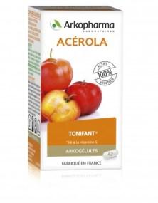 arko acerola -le pouvoir des antioxydants
