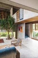 Brutalist Tropical House à Bali (12)
