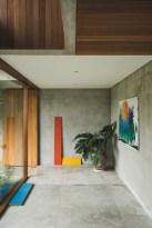 Brutalist Tropical House à Bali (13)