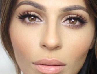 Comment réaliser un maquillage doré simple ?