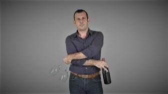 Grâce à Stéphane Bachir, le vin n'aura plus de secret pour vous !