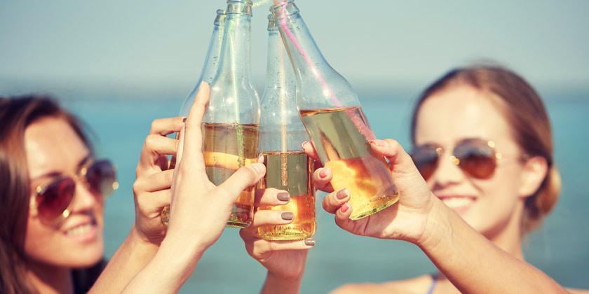 Boire sous le soleil (1)
