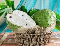 Le corossol, un fruit aux nombreux bienfaits