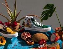 Vans présente une collection en hommage à Frida Kahlo