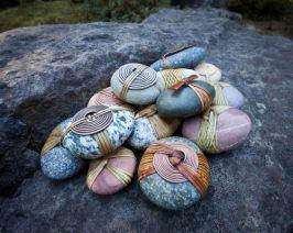 Les pierres décorées de trassage (15)