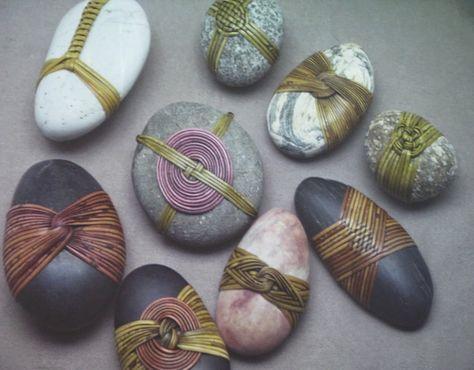 Les pierres décorées de trassage (4)