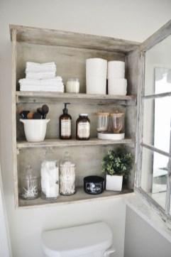 Des idées deco pour votre petite salle de bain (30)