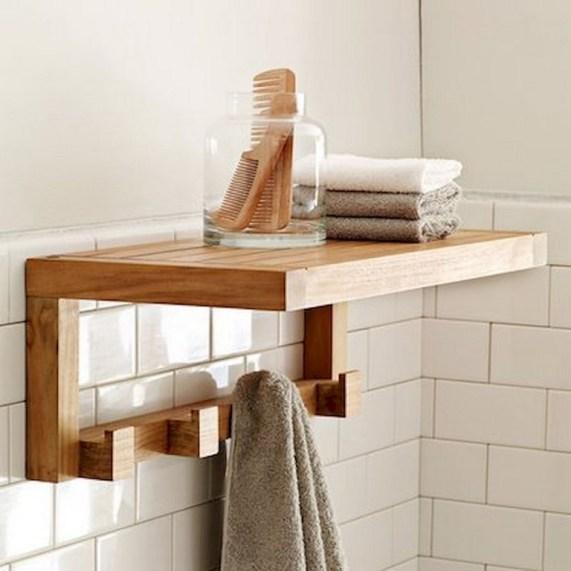 Des idées deco pour votre petite salle de bain (33)