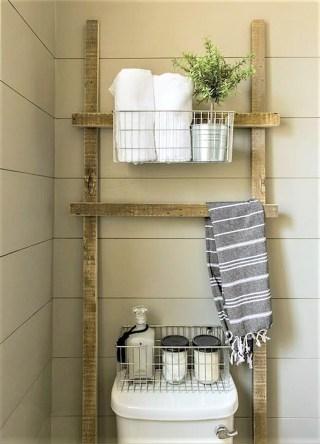 Des idées deco pour votre petite salle de bain (5)