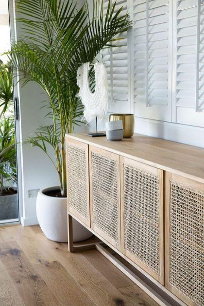 Les meubles en rotin, bambou tissés (1)