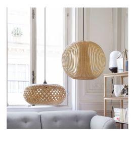 Les meubles en rotin, bambou tissés (16)