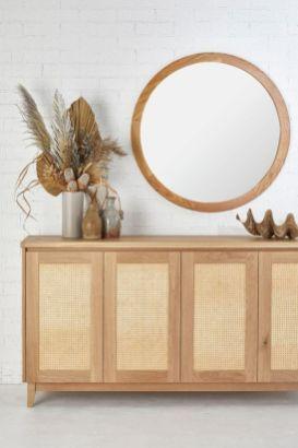 Les meubles en rotin, bambou tissés (5)