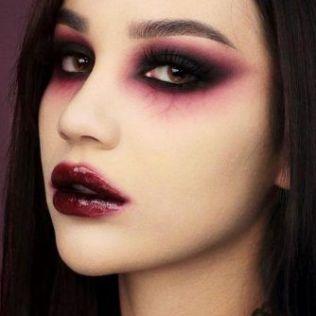 Halloween make up 2019 (17)