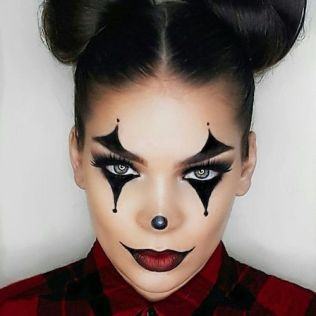 Halloween make up 2019 (20)