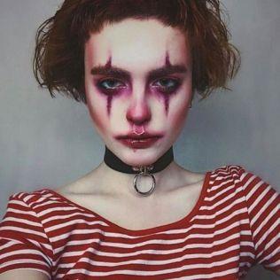 Halloween make up 2019 (22)