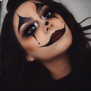 Halloween make up 2019 (8)