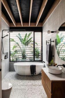 Des plantes dans votre salle de bain (13)