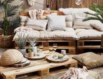 DIY : un canapé en palettes