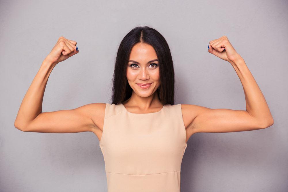 comment éliminer la graisse des bras