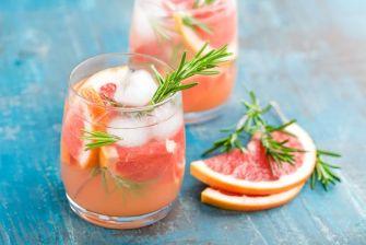 Le grand retour du gin tonic, mais au pamplemousse